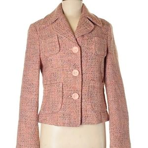 Gap NEW Tweed Jacket XS